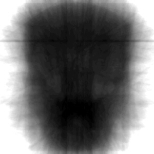 CT back projection in 16 directions